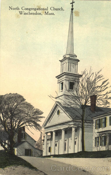 North Congregational Church Winchendon Massachusetts