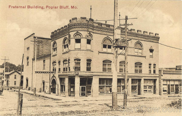 Fraternal Building Poplar Bluff Missouri