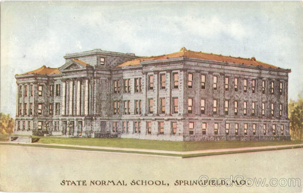 State Normal School Springfield Missouri