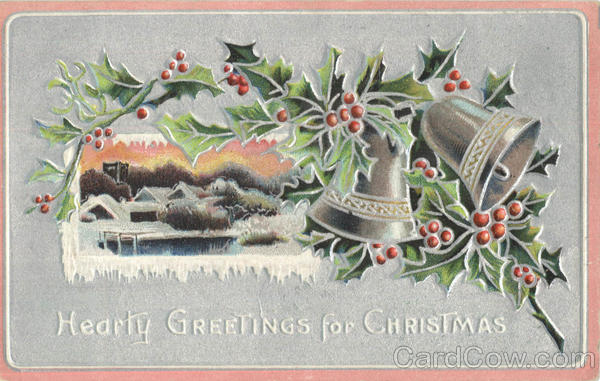 Hearty Christmas for Greetings