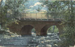 Grove Hill Bridge, Berkshires, Maple Grove