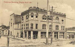 Fraternal Building Postcard