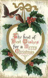 The Best of Best Wishes for a Merry Christmas