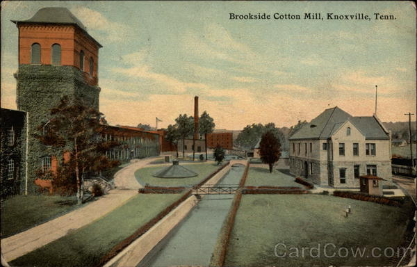 Brookside Cotton Mill Knoxville Tennessee