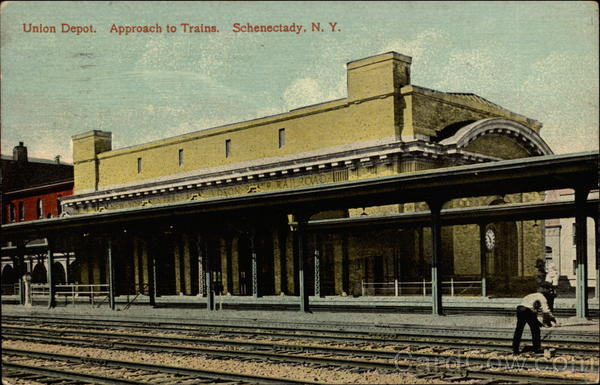 Union Depot Schenectady New York