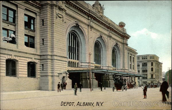 Depot Albany New York