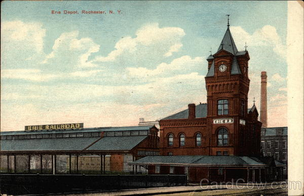 Erie Depot Rochester New York