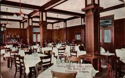 Dining room, Hotel Dalles