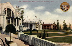 Manufacturers, King County and Machinery Hall