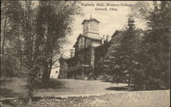 Peabody Hall, Western College
