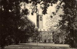 Main Building - Wells College