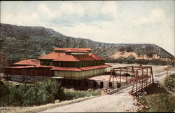 Ogden Canyon Sanitarium Postcard