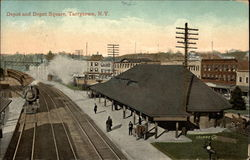 Depot and Depot Square