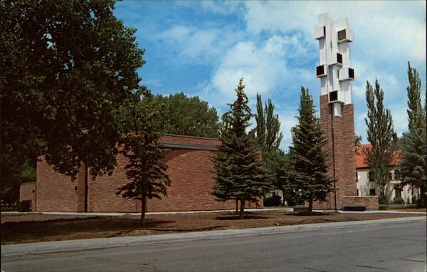 Aleon Music Building, Adams State College Alamosa Colorado