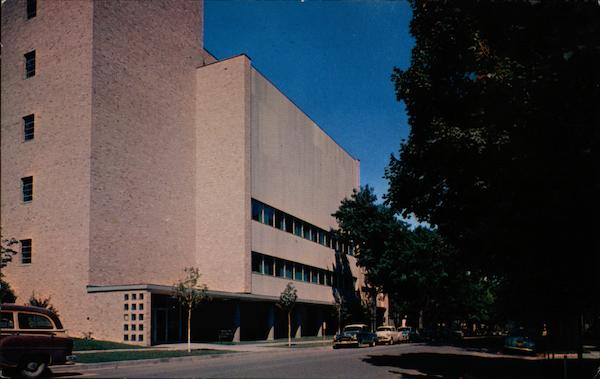Medical Sciences Building Rochester Minnesota