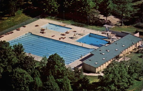 Outdoor Swimming Pool Indiana University Bloomington In