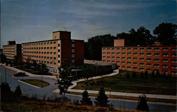 Goldsworth Valley Dormitories, Unit No. 1 Kalamazoo Michigan