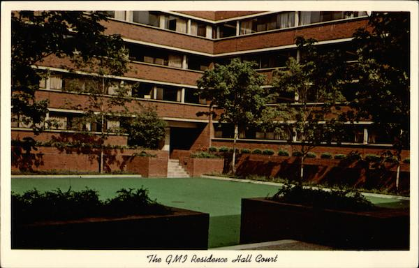 The GMJ Residence Hall Court Flint Michigan