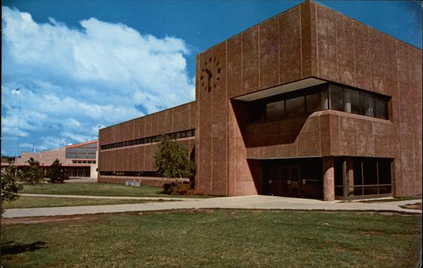 Curtis Building, C.S. Mott Community College Flint Michigan