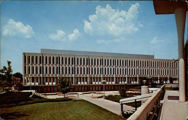 Liberal Arts Building, Henry Ford Community College Dearborn Michigan