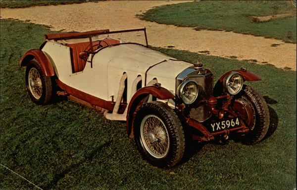 1927 36/220 h.p. Mercedes-Benz S Cars