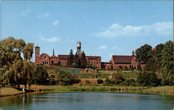 St. Fidelis College & Seminary Herman Pennsylvania