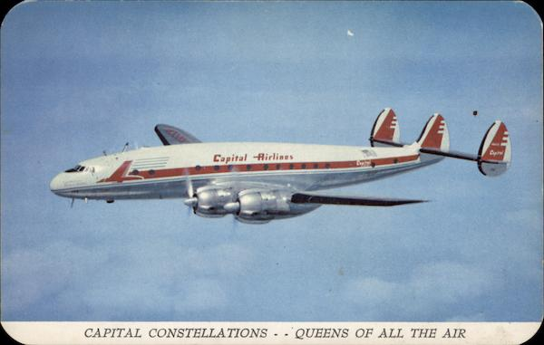 Capital Airlines Aircraft