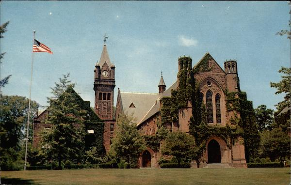 Chapel at Mt. Holyoke College South Hadley Massachusetts