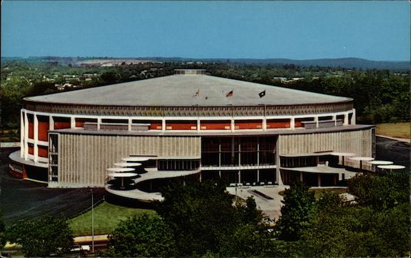 Academic-Athletic Building and E.A. Dodge Arena Bowling Green Kentucky