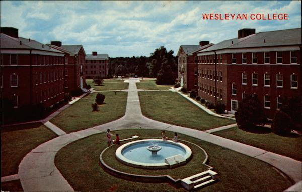 Wesleyan College Macon Ga 73