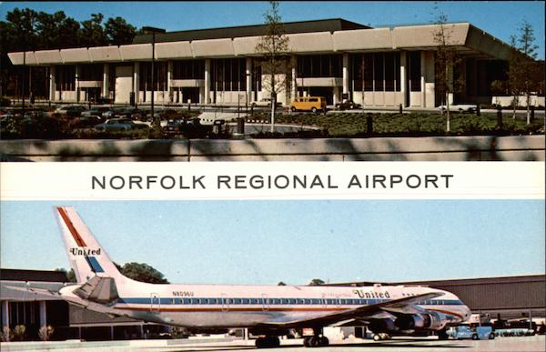 Norfolk Regional Airport Virginia Airports