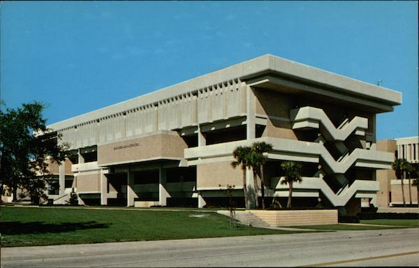 Business Administration Building, University of South Florida Tampa