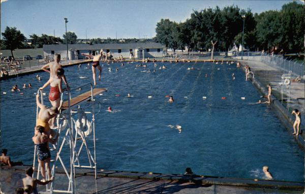 Terrace park Swimming Pool Sioux Falls South Dakota