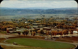Panorama showing part of Western State College