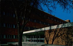 Hagen Hall Science and Industrial Arts Building, Moorhead State College