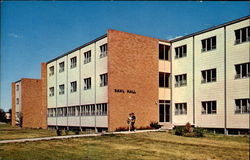 Dahl Hall, Reisdence for Women, Moorhead State College