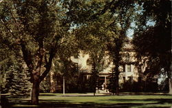 Wheeler Hall, State Teachers College