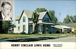 Sinclair Lewis Home