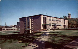 Mankato State Science and Applied Arts Building
