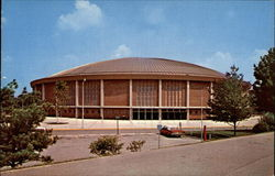 Purdue University - Purdue Basketball Arena