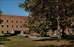 Roy O. West Library & Asbury Hall, Depauw University