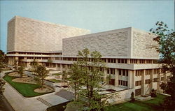 The Main Library, Indiana University