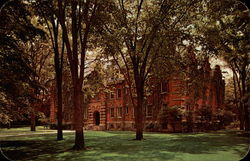 Voorhees Hall, Hope College
