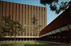 Physics and Astronomy Building - The University of Michigan