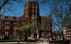 The Michigan Union Building, University of Michigan