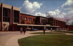 Student Center, Western Michigan University