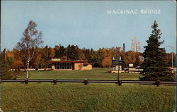 The Mackinac Bridge Highway Information Station
