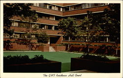 The GMJ Residence Hall Court