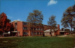 Alma College, James E. Mitchell Hall (1960)