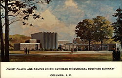 Christ Chapel and Campus Union, Lutheran Theological Southern Seminary